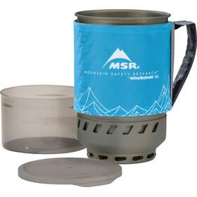 MSR WindBurner Accessory Zusatztopf 1,8l blue